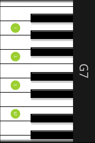 Keychord Piano Chords And Scales For Android Umito